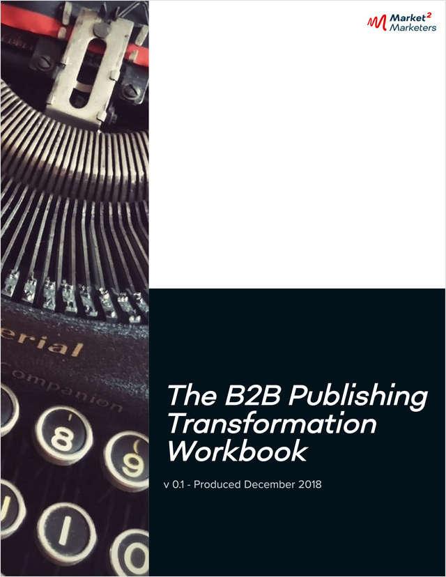 The B2B Publishing Transformation Workbook