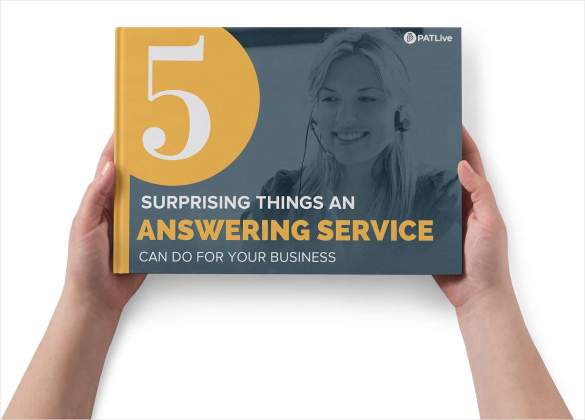 5 Surprising Things An Answering Service Can Do For Your Business