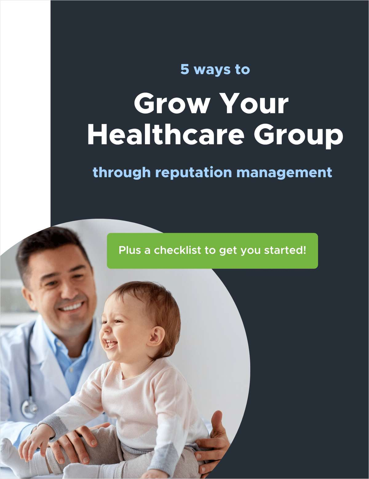 5 Ways to Grow Your Healthcare Group Through Reputation Management