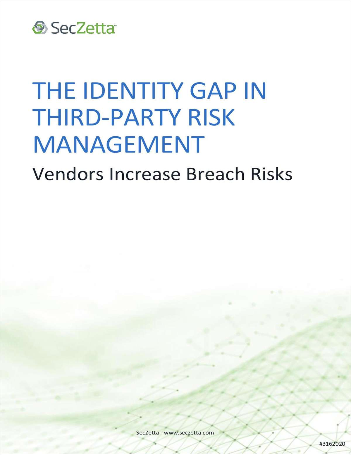 The Identity Gap in Third-Party Risk Management