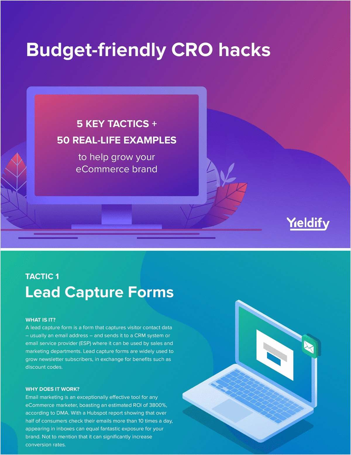 50 Budget-Friendly eCommerce CRO Campaign Examples