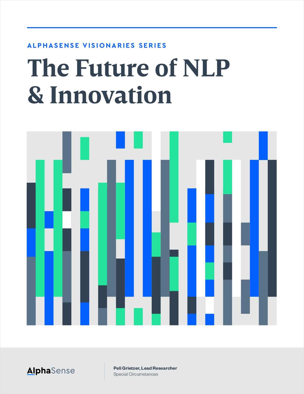 The Future of NLP & Innovative Applications