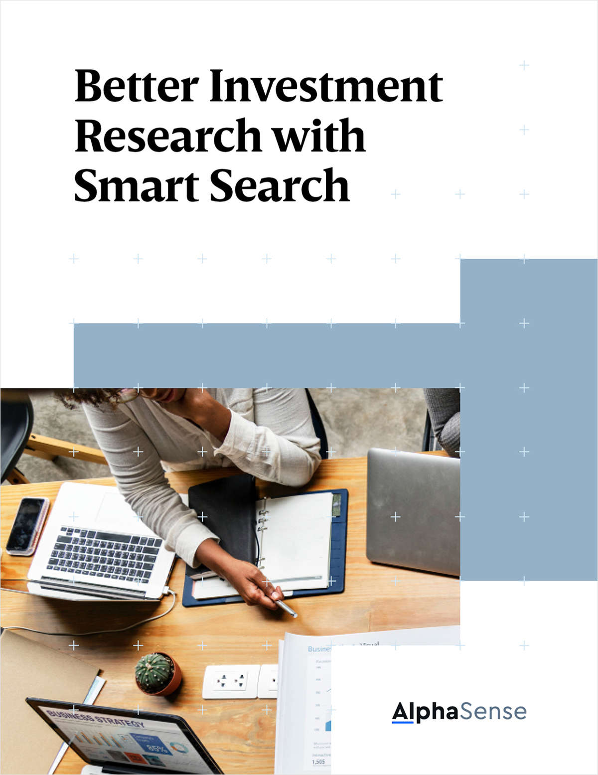 Better Investment Research with Smart Search