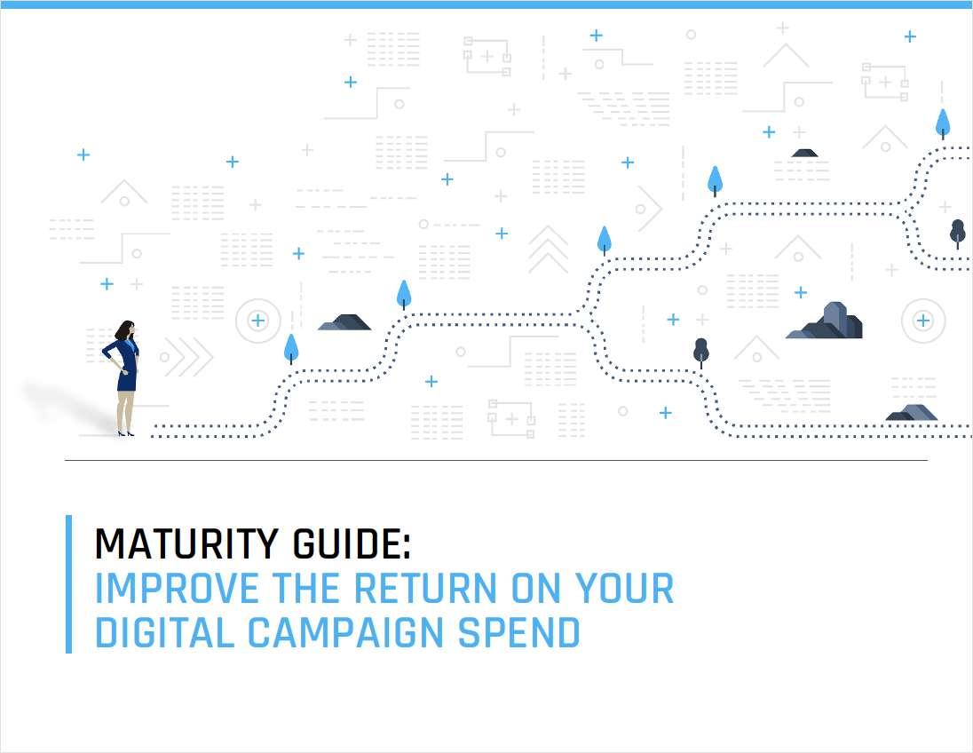Marketing Maturity Guide