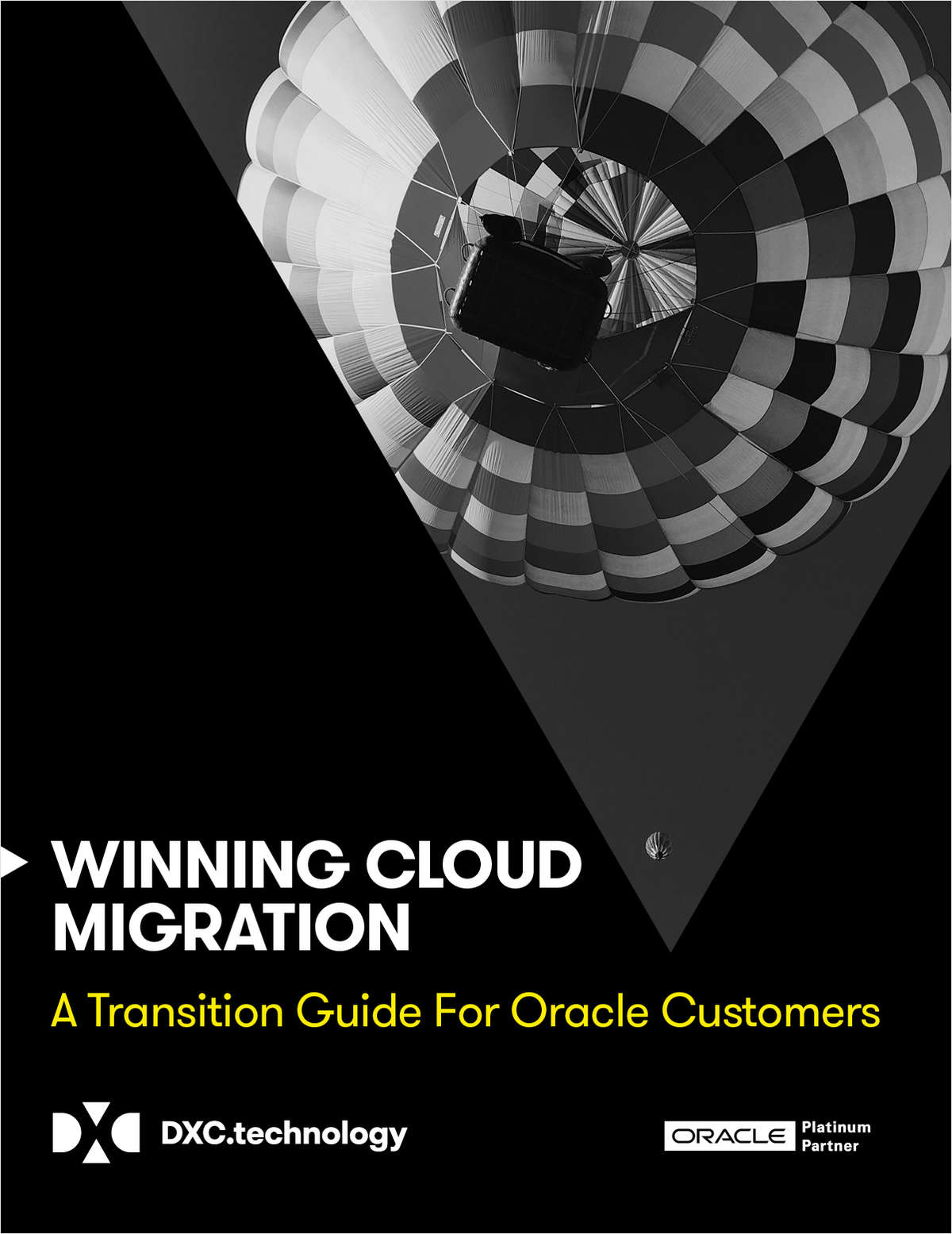 Winning Cloud Migration: A Transition Guide For Oracle Customers