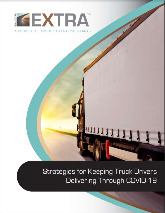 Strategies for Keeping Truck Drivers Delivering Through COVID-19