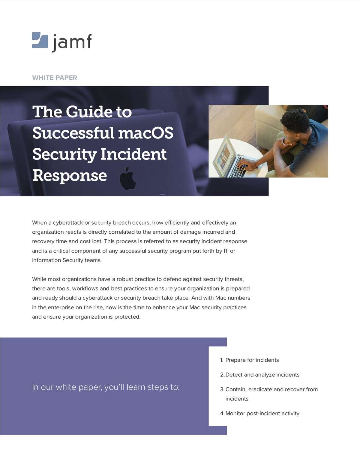 The Guide to Successful macOS Security Incident Response