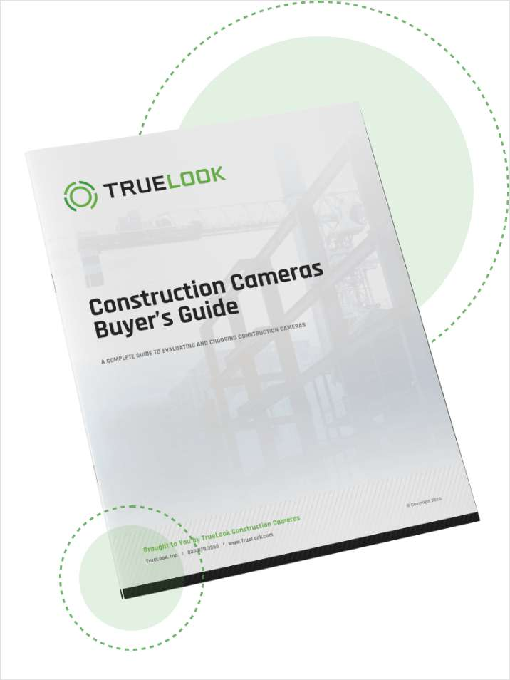 Construction Camera Buyer's Guide