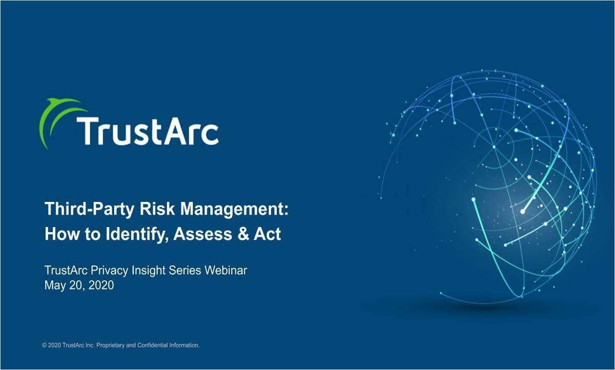 Third-Party Risk Management: How to Identify, Assess & Act