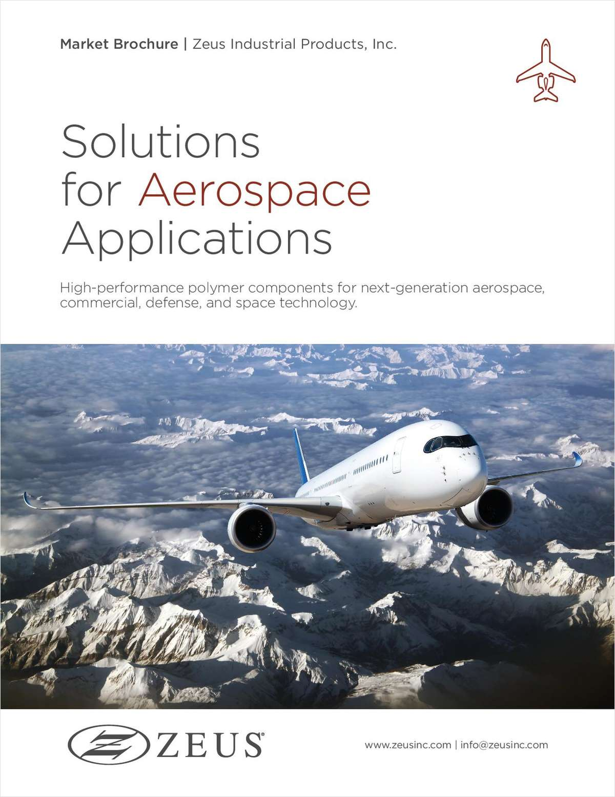 Custom Polymer Solutions for Aerospace, Commercial, Defense, and Space Environments