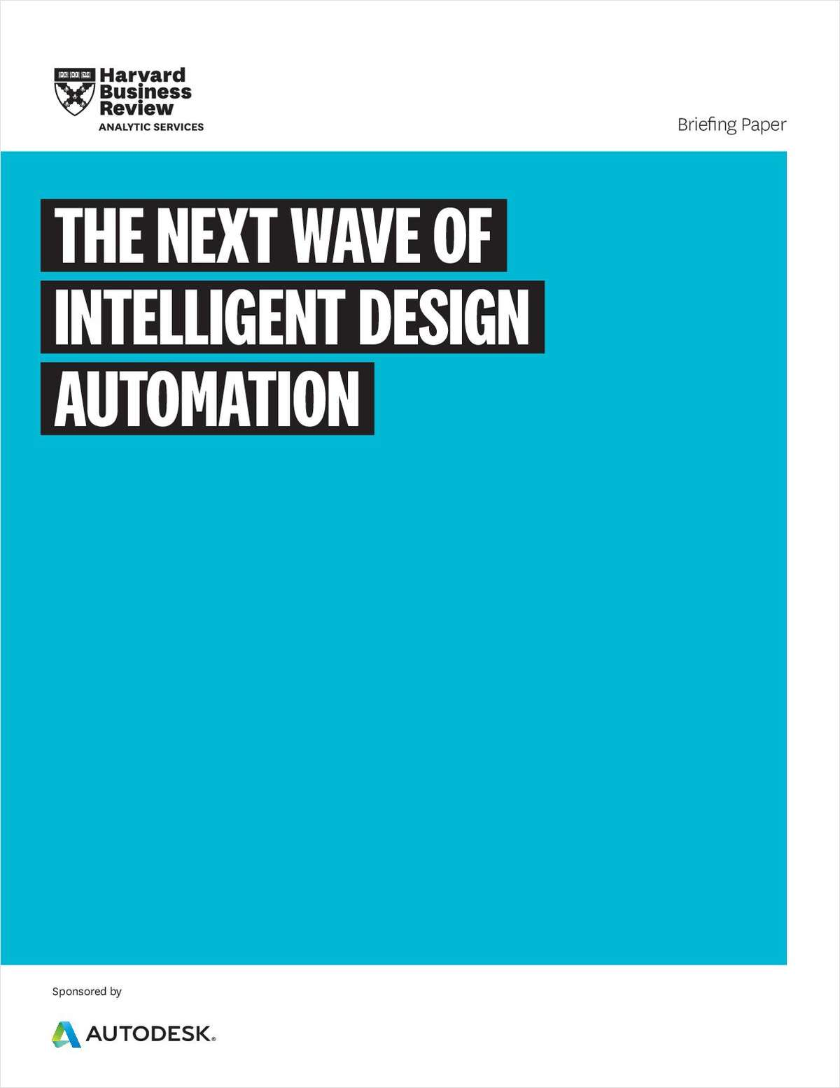 The Next Wave of Intelligent Design Automation