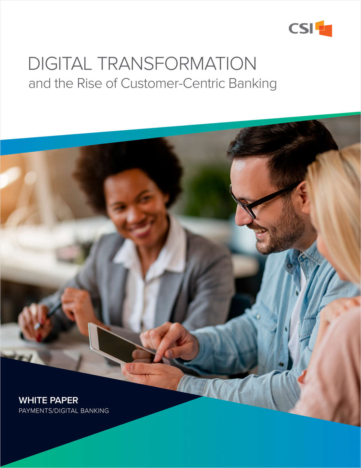 Digital Transformation and the Rise of Customer-Centric Banking