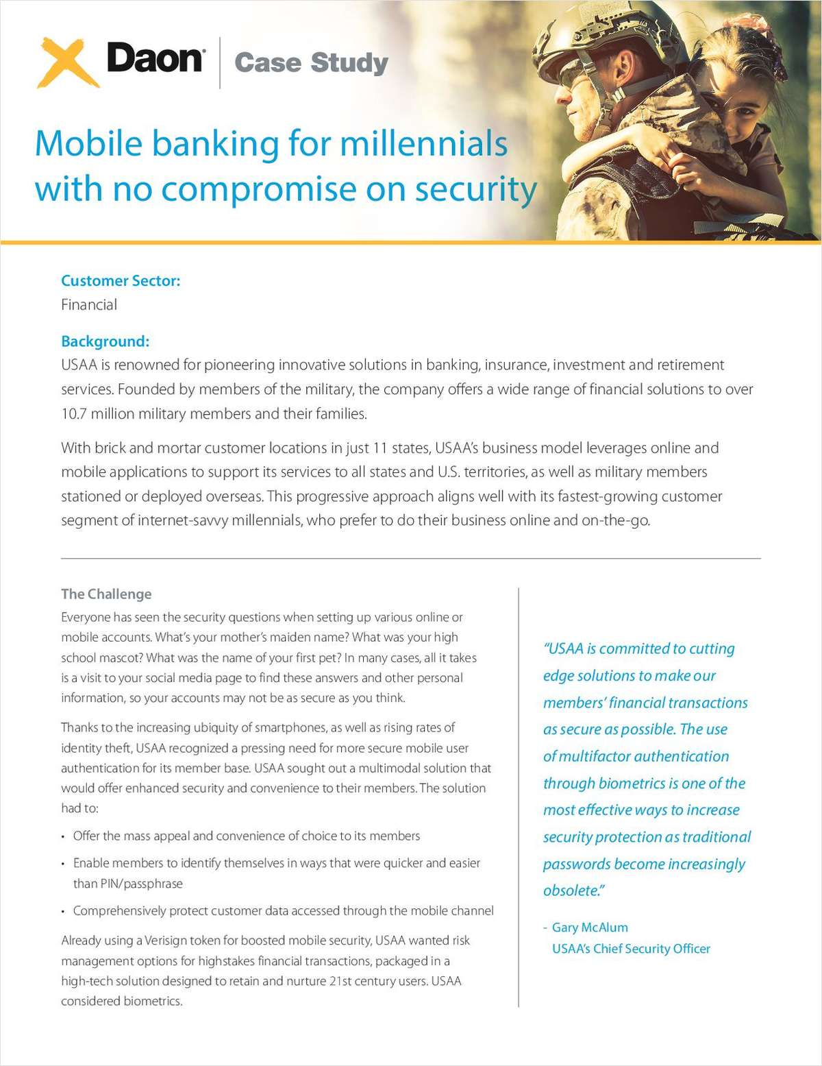 How USAA Delivers Mobile Banking for Millennials with No Compromise on Security