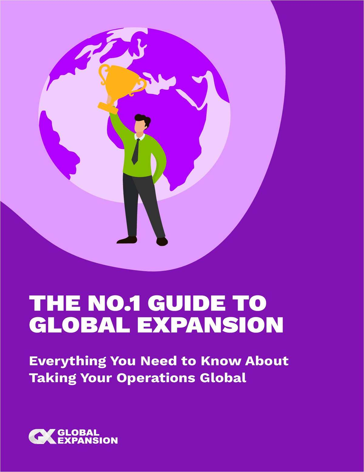 No.1 Guide to Global Expansion