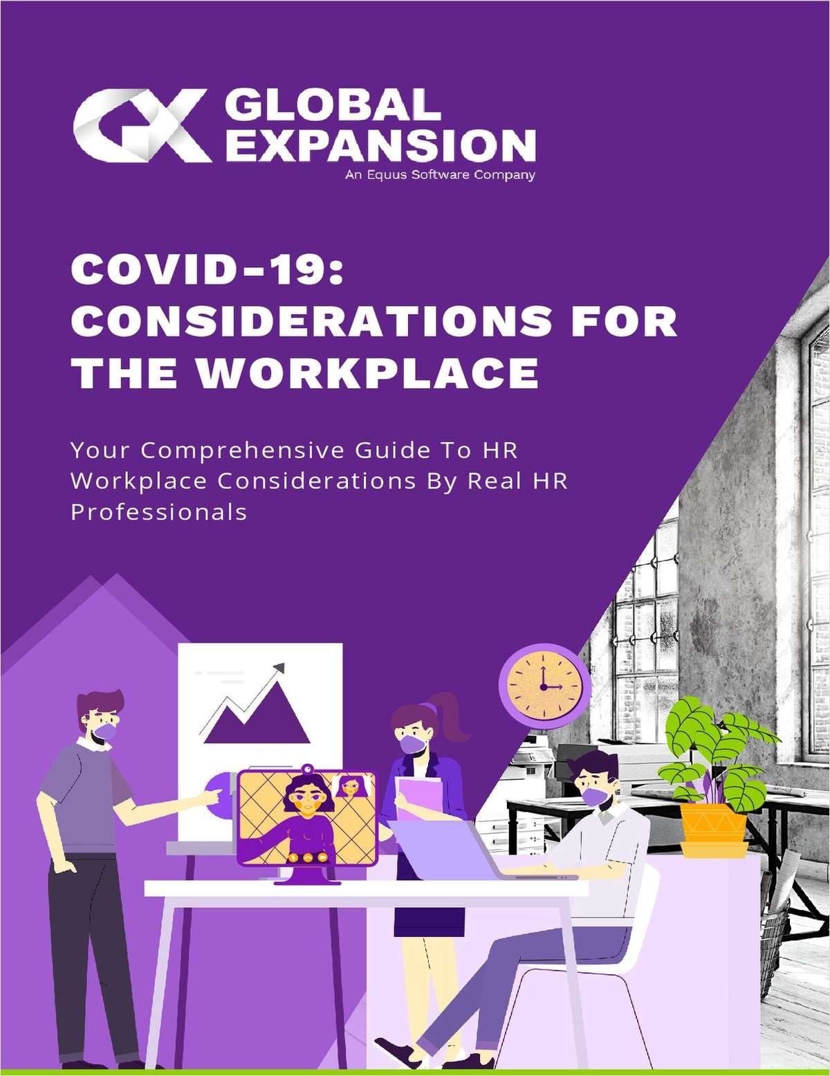 COVID-19: CONSIDERATIONS FOR THE WORKPLACE