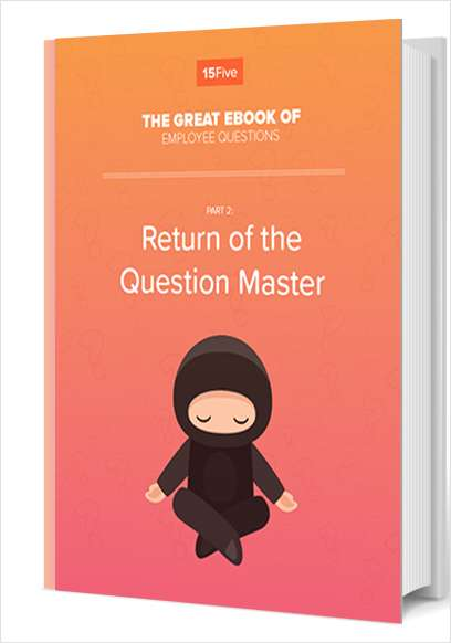 The Great eBook of Employee Questions: Return of the Question Master