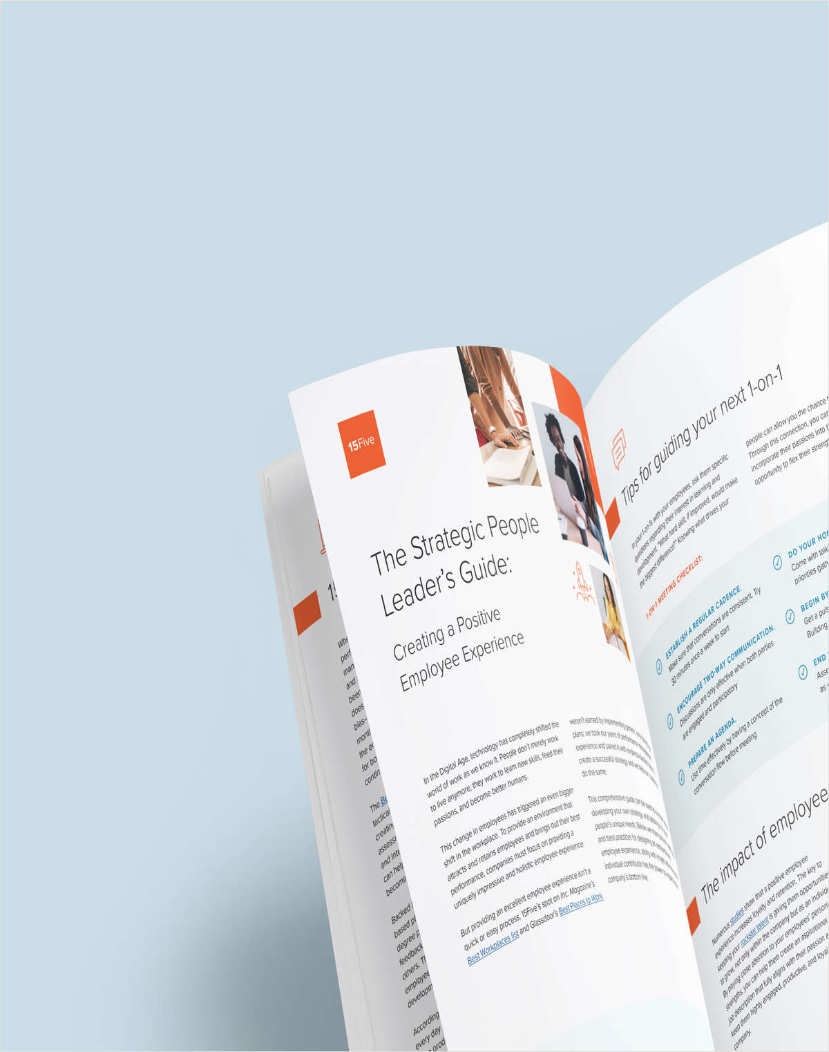 The Strategic People Leader's Guide: Creating a Positive Employee Experience
