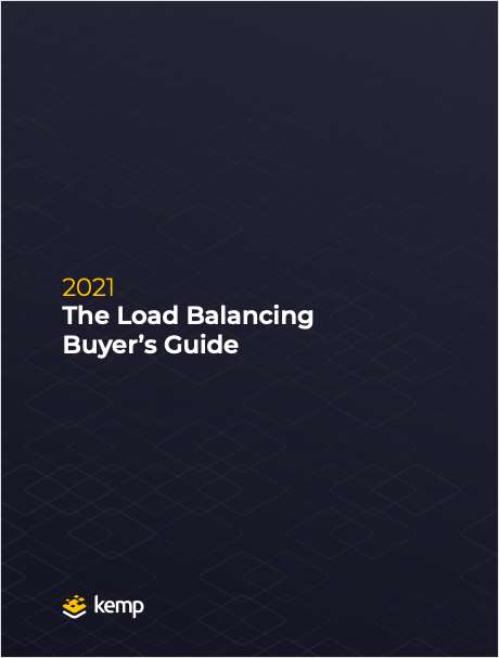 The Load Balancing Buyer's Guide