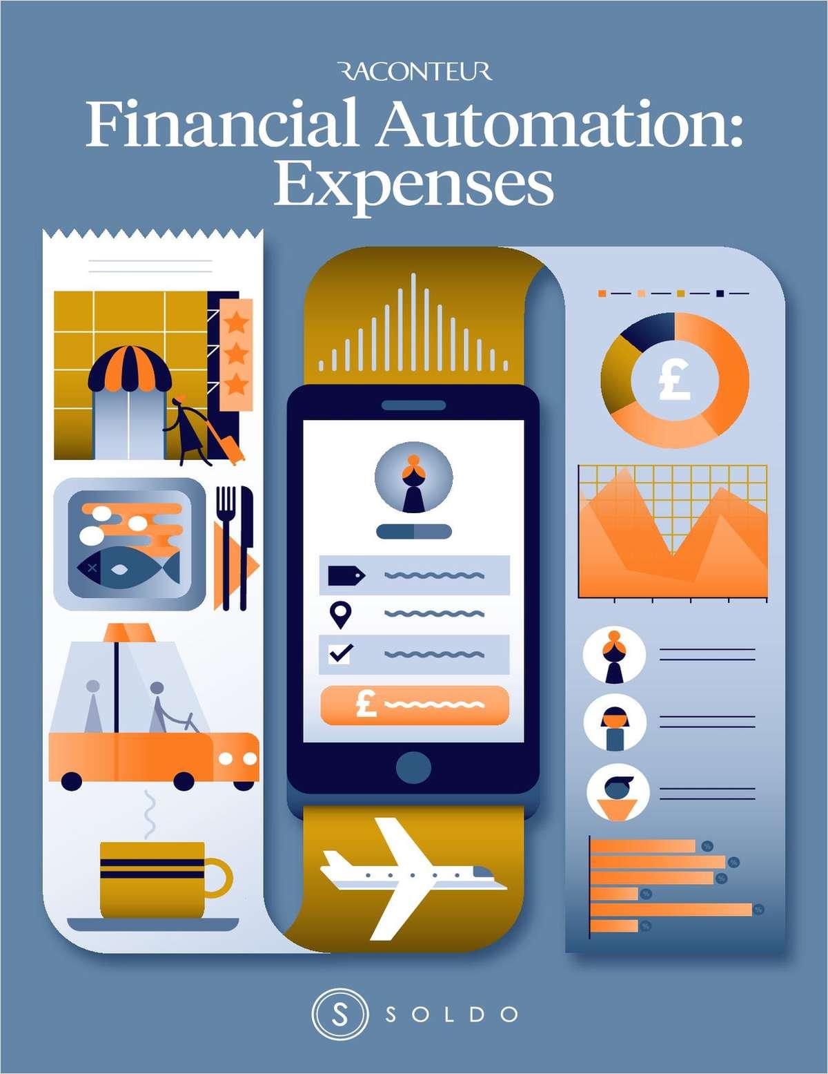Raconteur Financial Automation: Expenses
