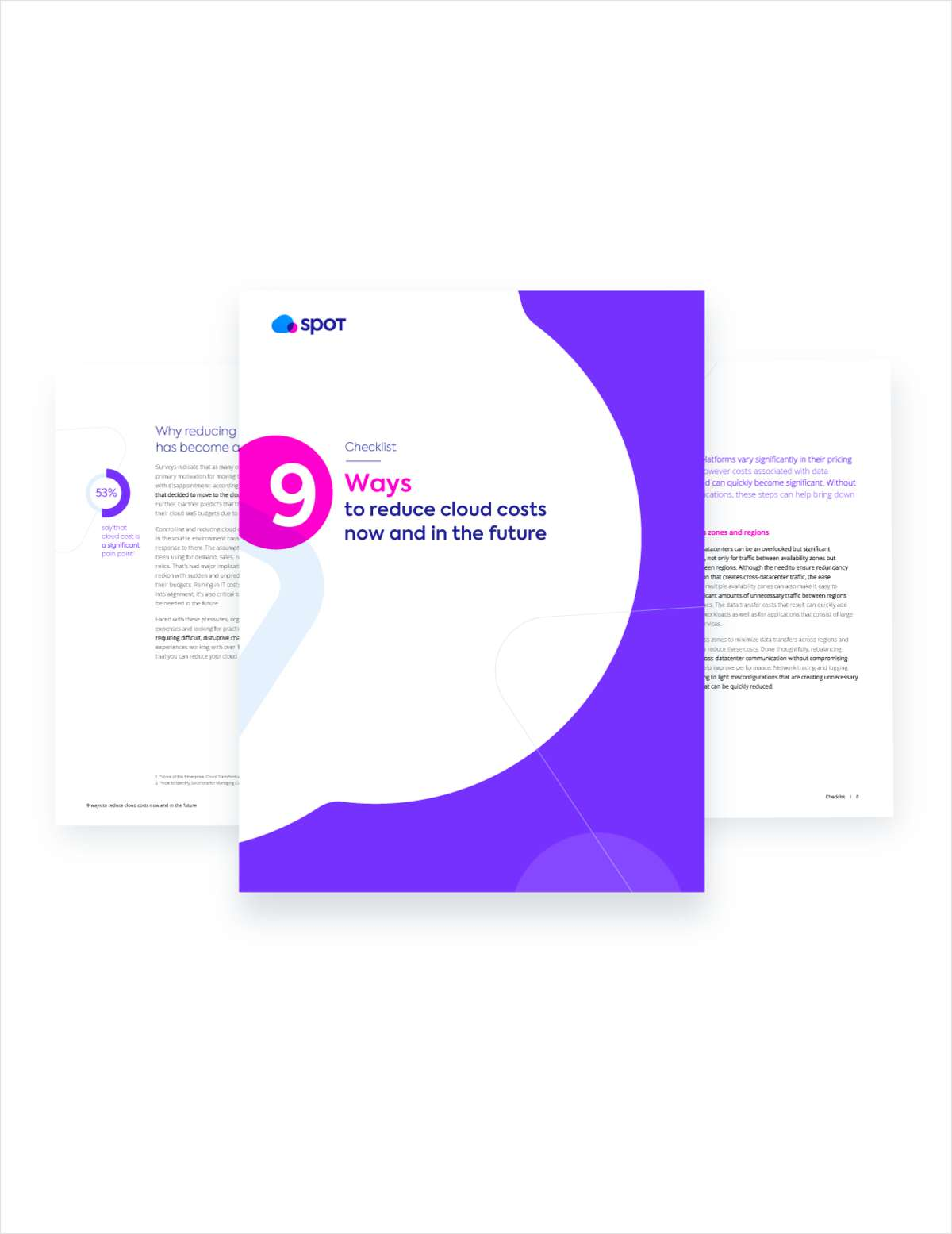 Ebook: 9 Ways to Reduce Cloud Costs Now and in the Future