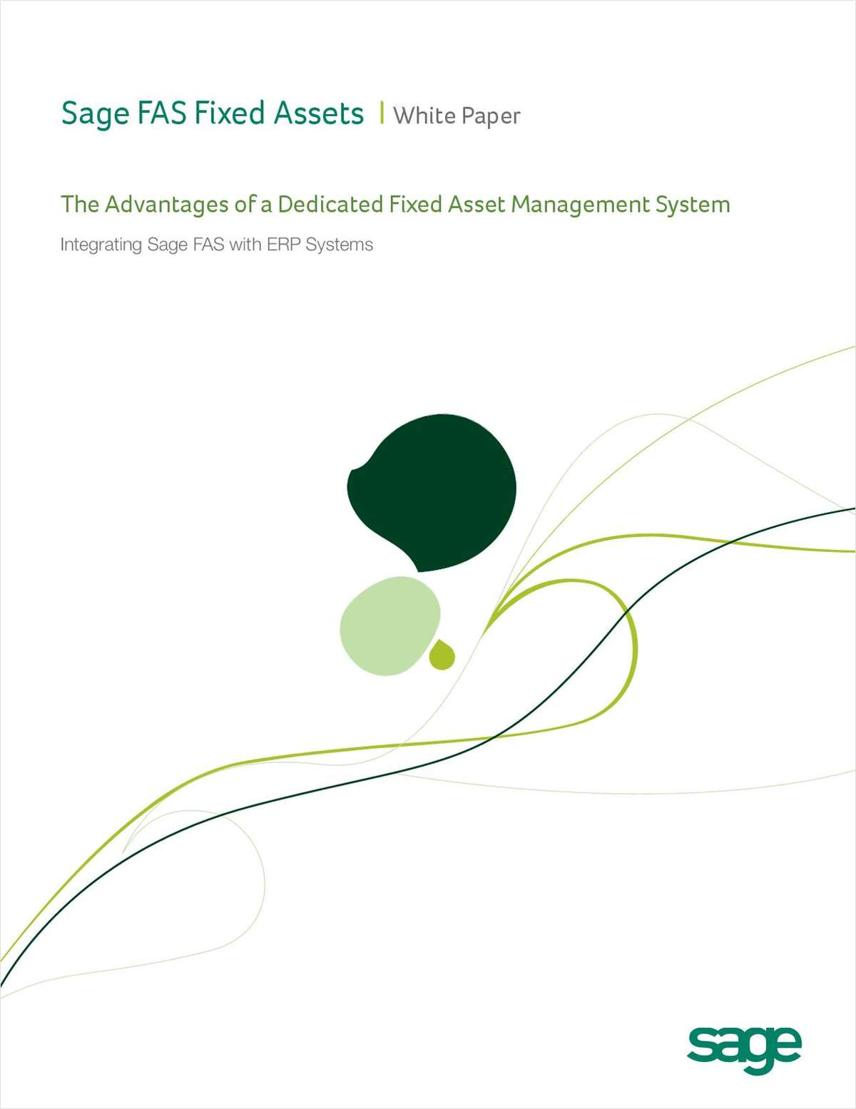 The Advantages of a Dedicated Fixed Asset Management System: Integrating Sage FAS with ERP Systems