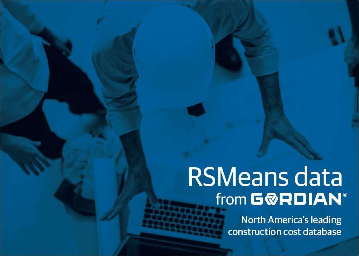 RSMeans Data: Building a World-class Database