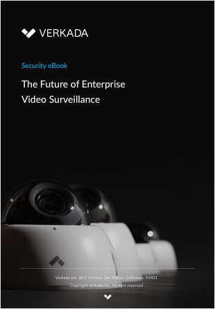 The Future of Enterprise Video Surveillance