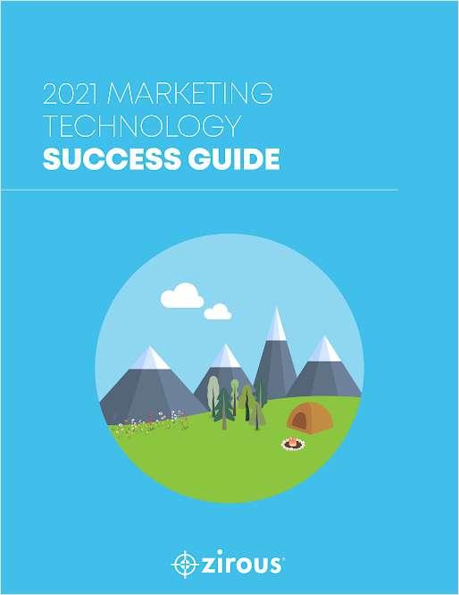 2021 Marketing Technology Success Guide