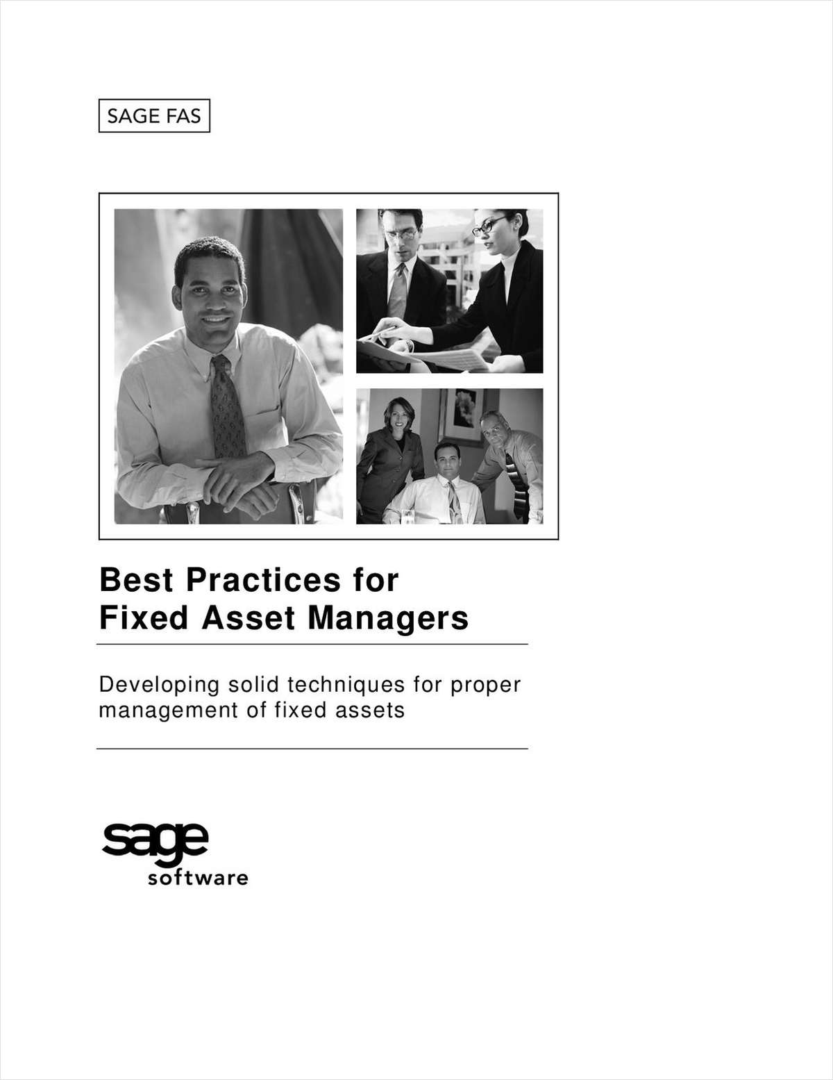 Best Practices for Fixed Asset Managers: Developing Solid Techniques for Proper Management of Fixed Assets