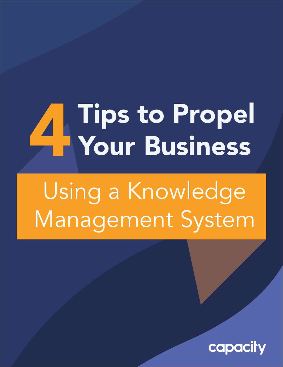 4 Tips to Propel Your Business Using a Knowledge Management System
