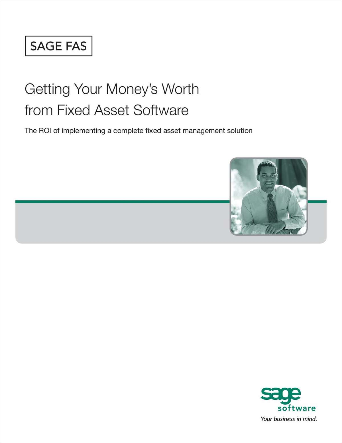 Getting Your Money's Worth from Fixed Asset Software