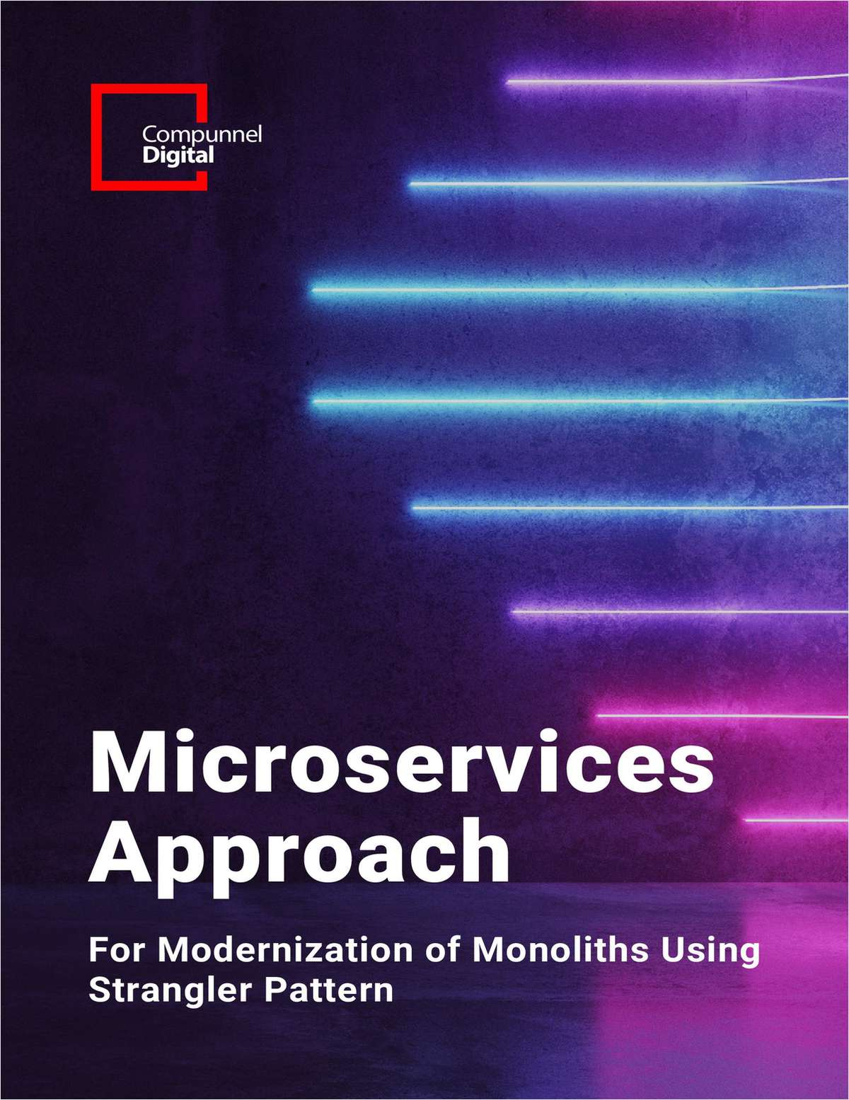 Microservices Approach For Modernization of Monoliths Using Strangler Pattern