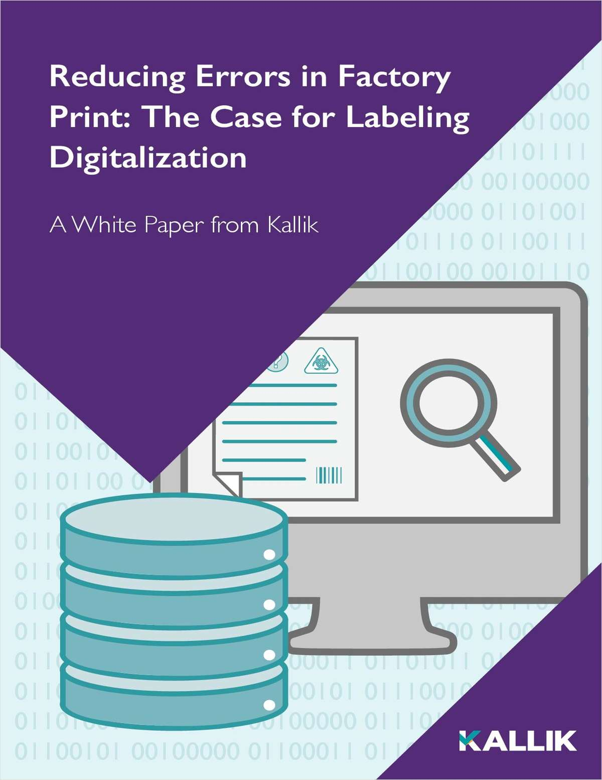 Reducing Errors in Factory Print: The Case for Labeling Digitalization