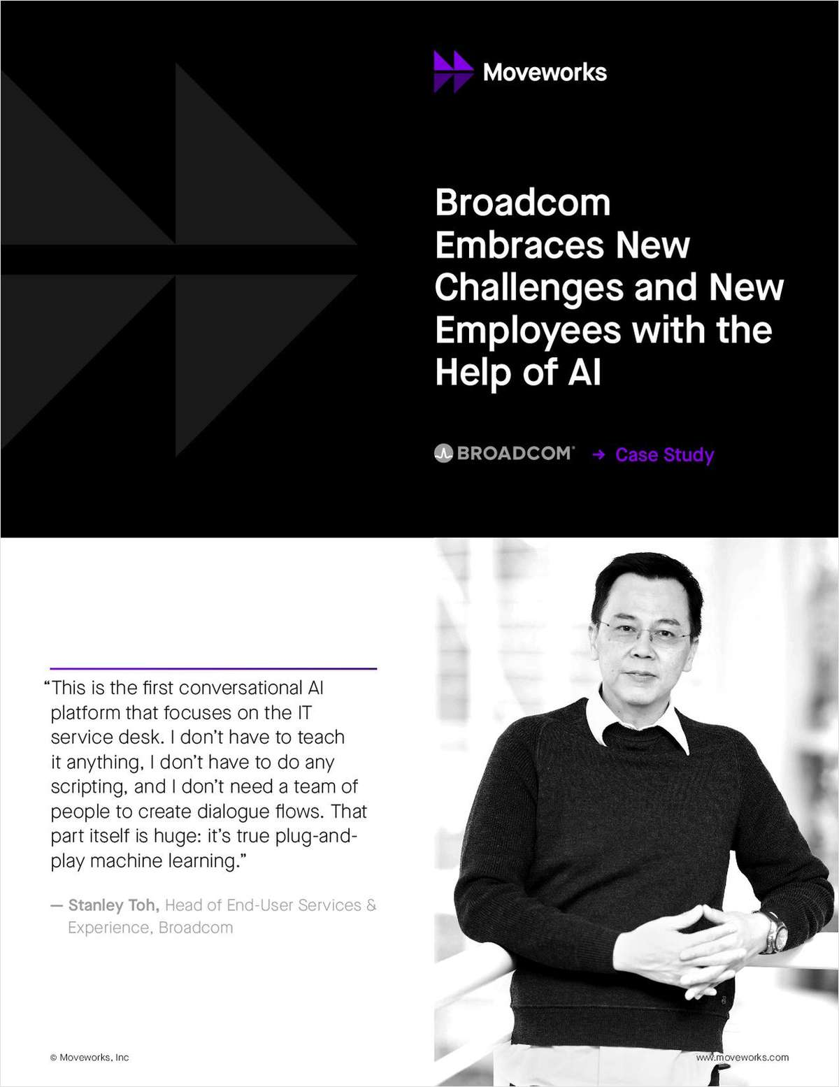 Broadcom Embraces New IT Challenges and New Employees
