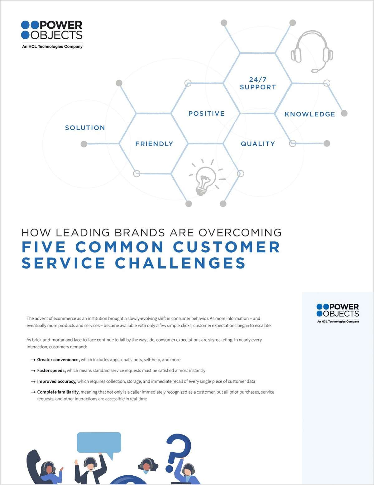 How Leading Brands Are Overcoming Five Common Customer Service Challenges