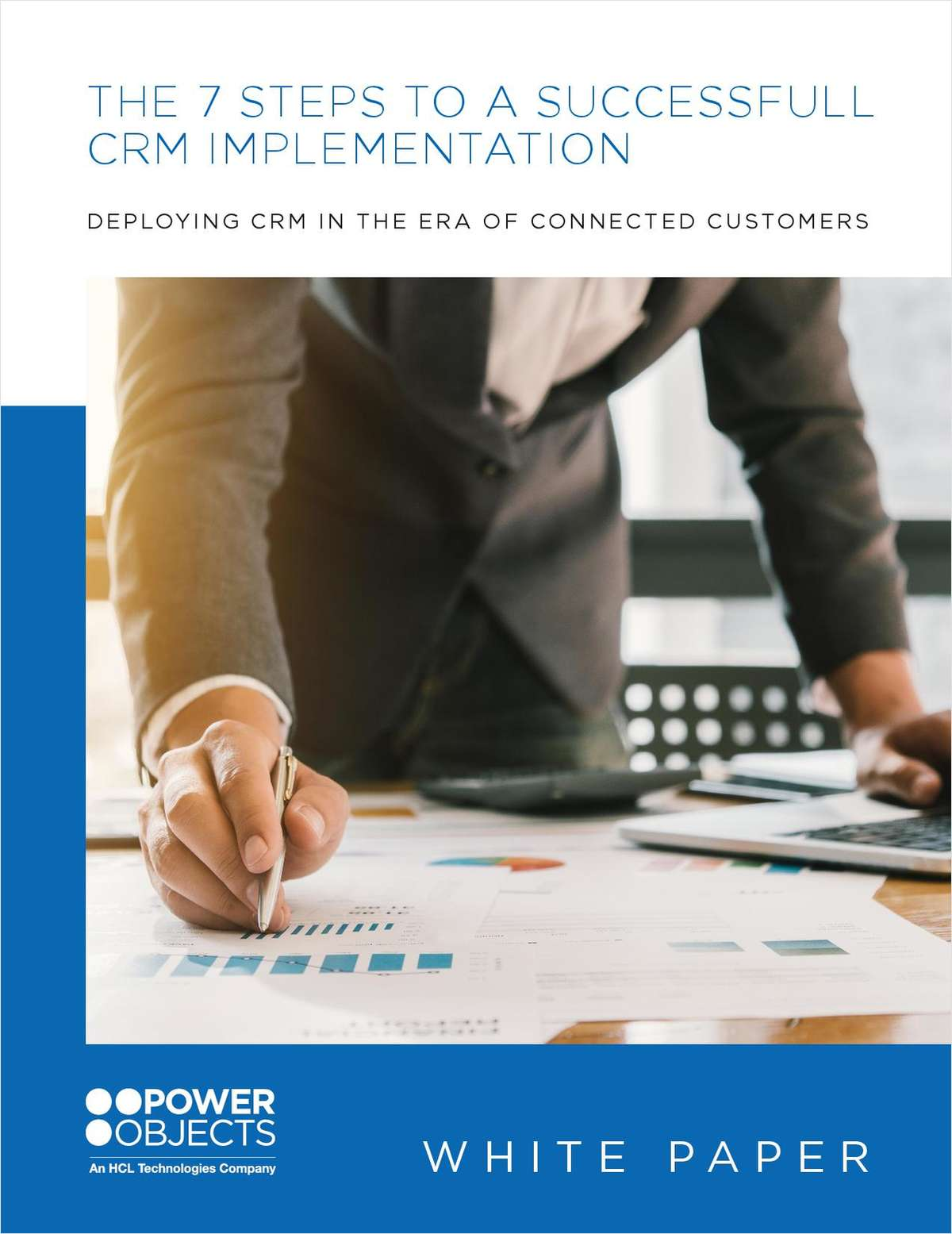 The 7 Steps to a Successful CRM Implementation