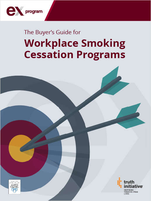 The Buyer's Guide for Workplace Smoking Cessation Programs