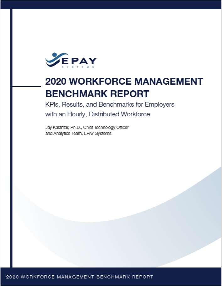 2020 Workforce Management Benchmark Report