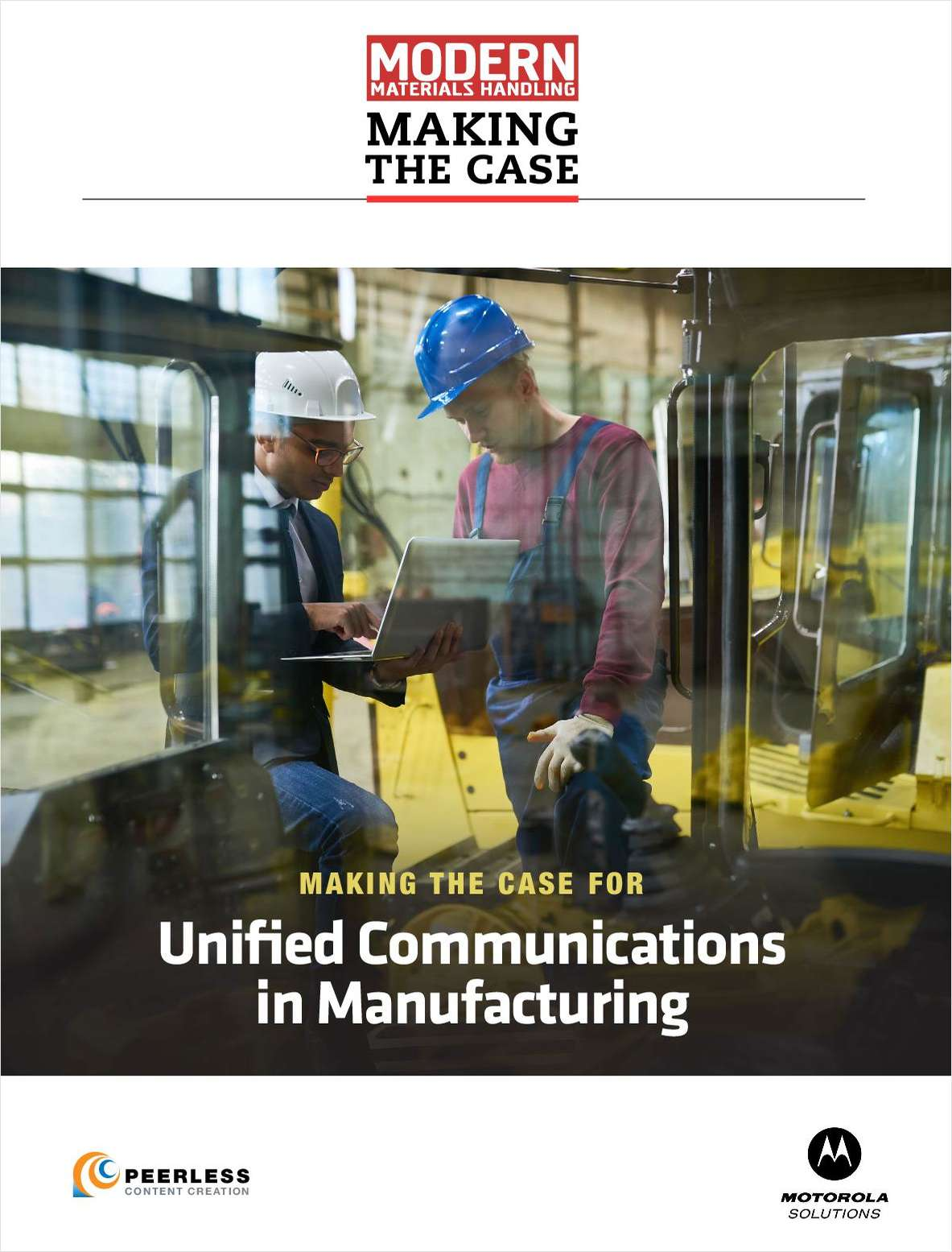 Making the Case for Unified Communications in Manufacturing