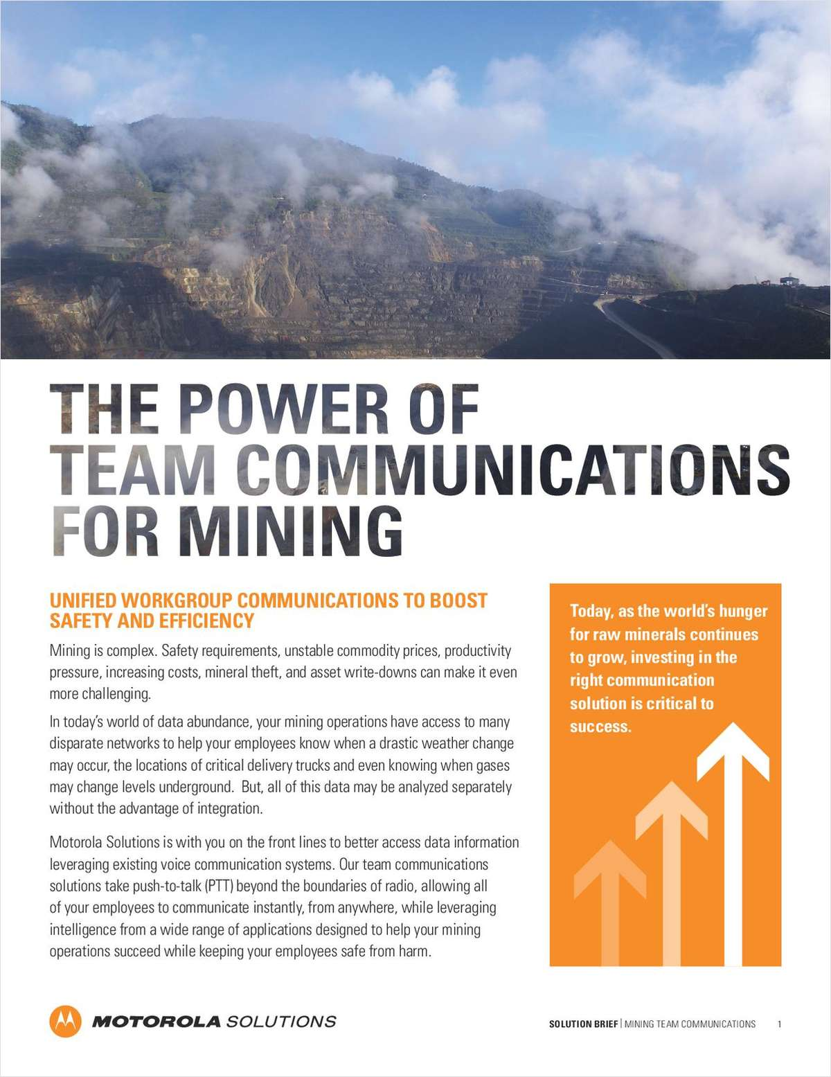 The Power of Team Communications for Mining