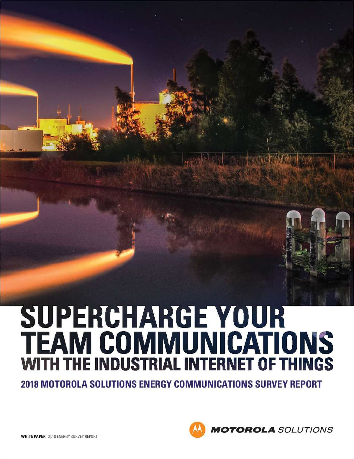 Gain a Competitive Edge by Taking Team Communications Further with IIoT