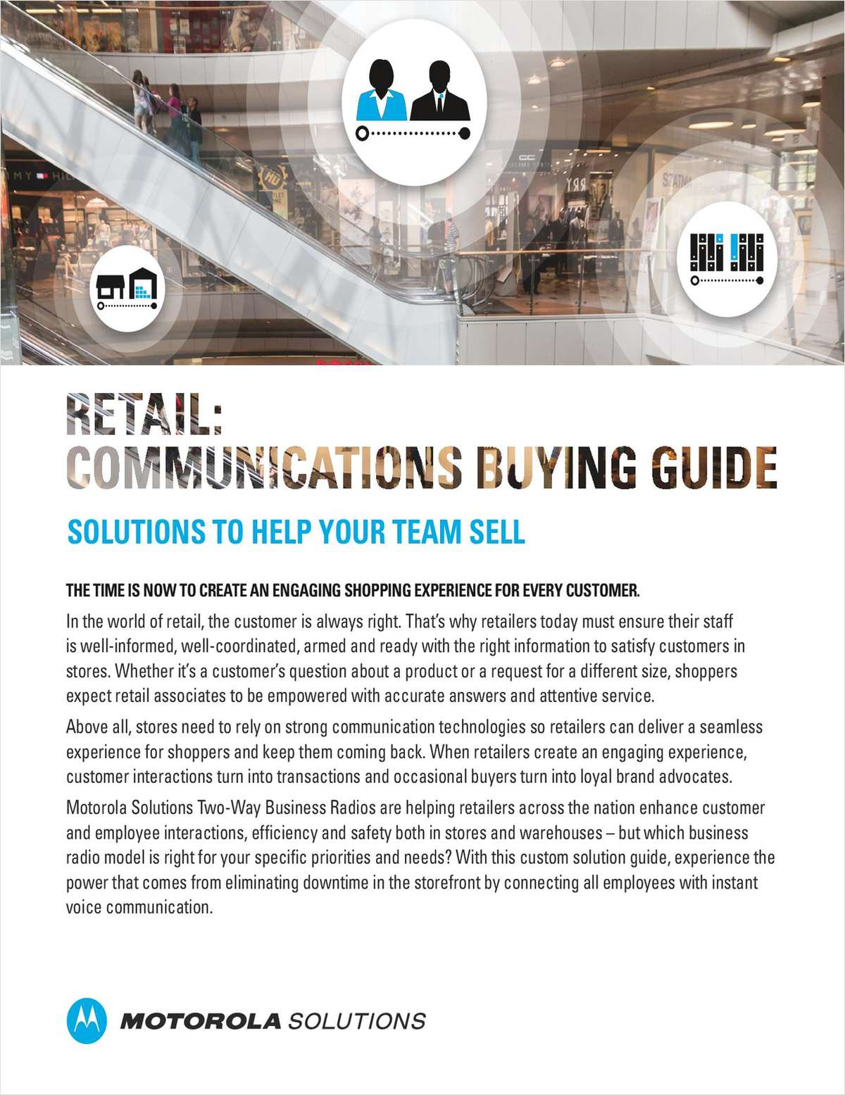 Retail: Communications Buying Guide