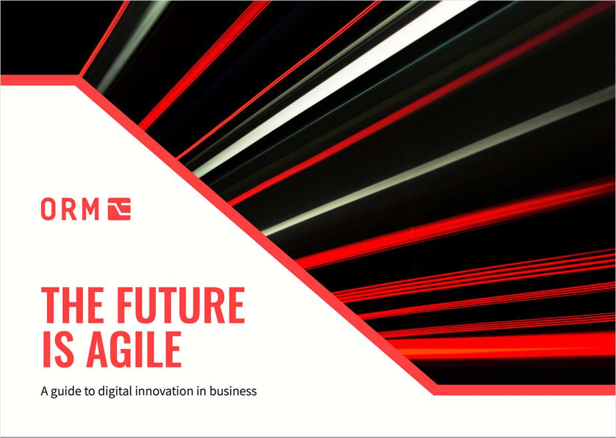 The Future Is Agile: A Guide to Digital Innovation in Business