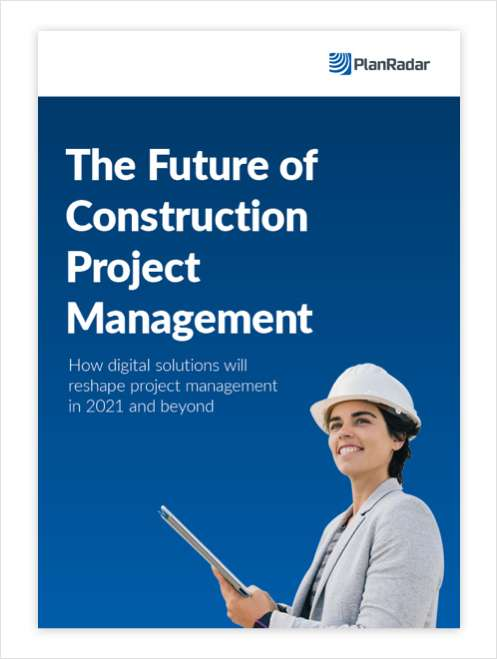 The Future of Construction Project Management