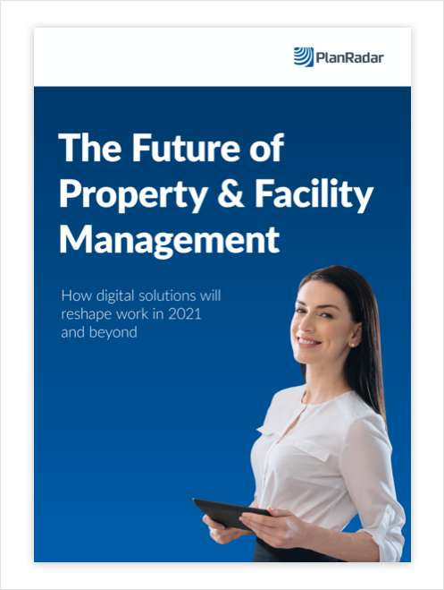 The Future of Property & Facility Management