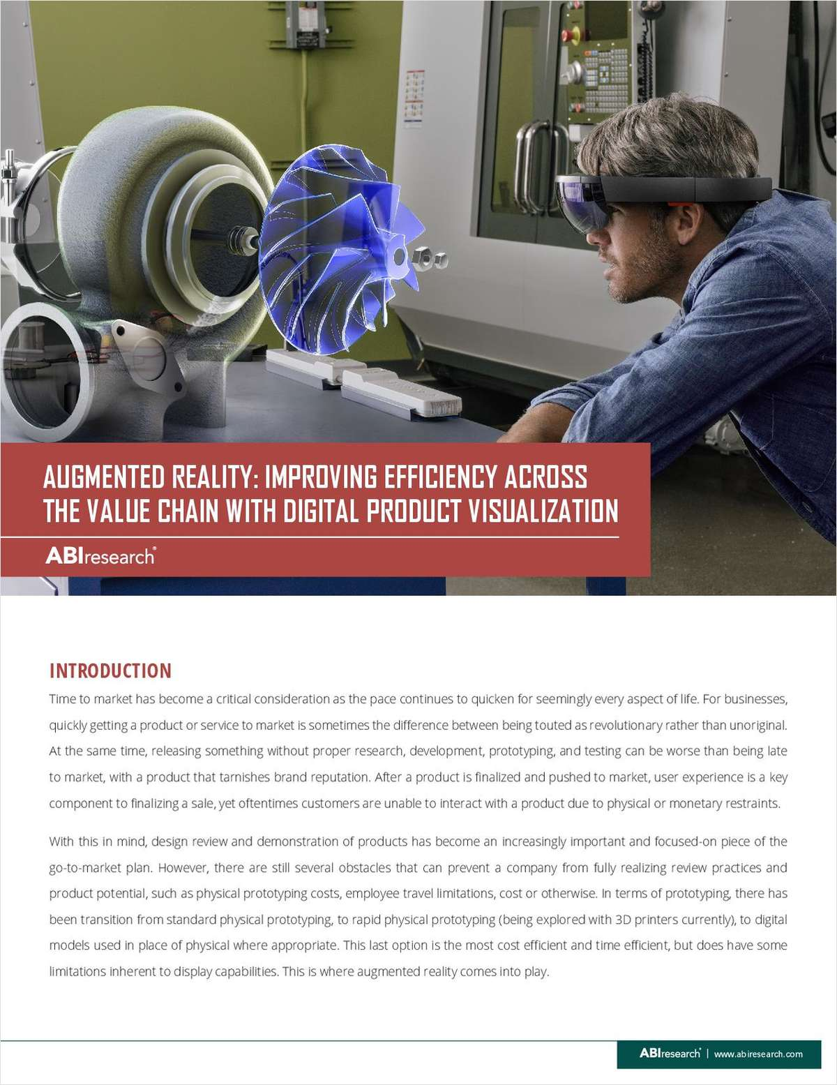 Improving Efficiency Across the Value Chain with Digital Product Visualization