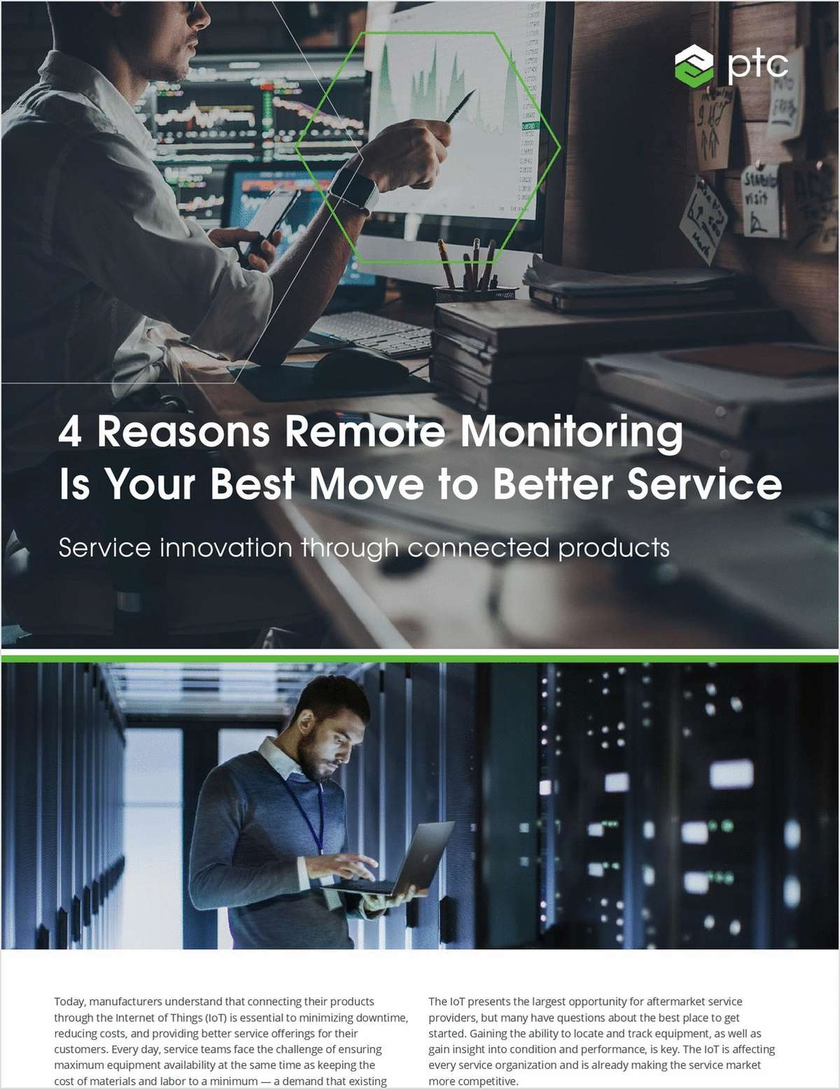 4 Reasons Remote Monitoring is Your Best Move to Better Service