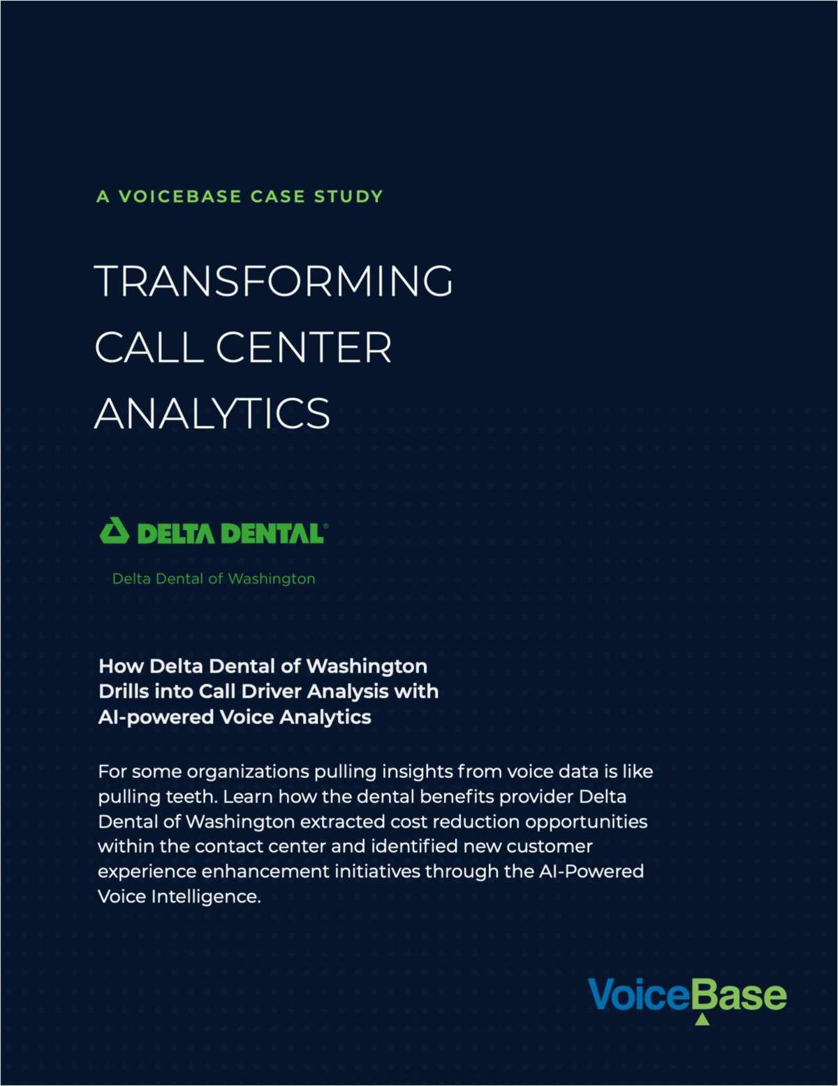 Call Center Digital Transformation