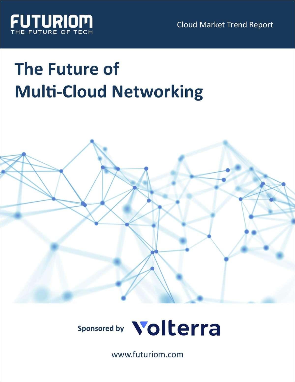 Futuriom: The Future of MultiCloud Networking