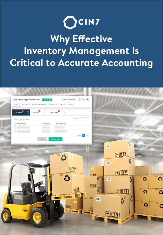 Why Effective Inventory Management Is Critical to Accurate Accounting
